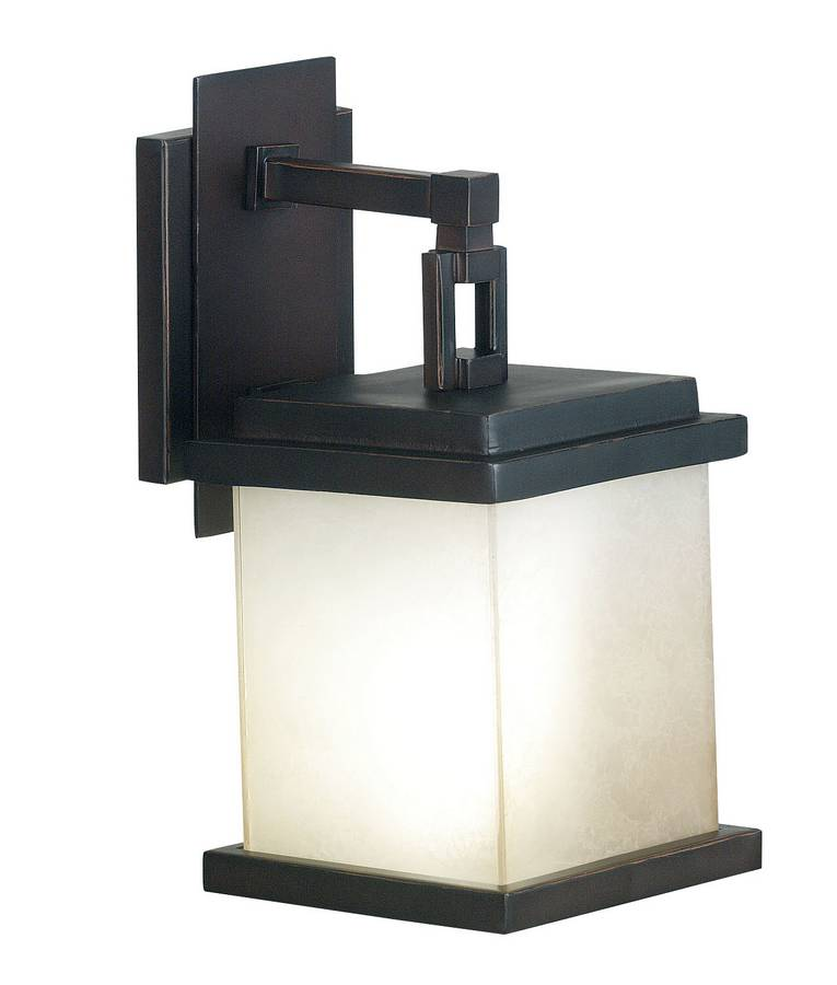 Plateau Medium Wall Lantern - Kenroy Home