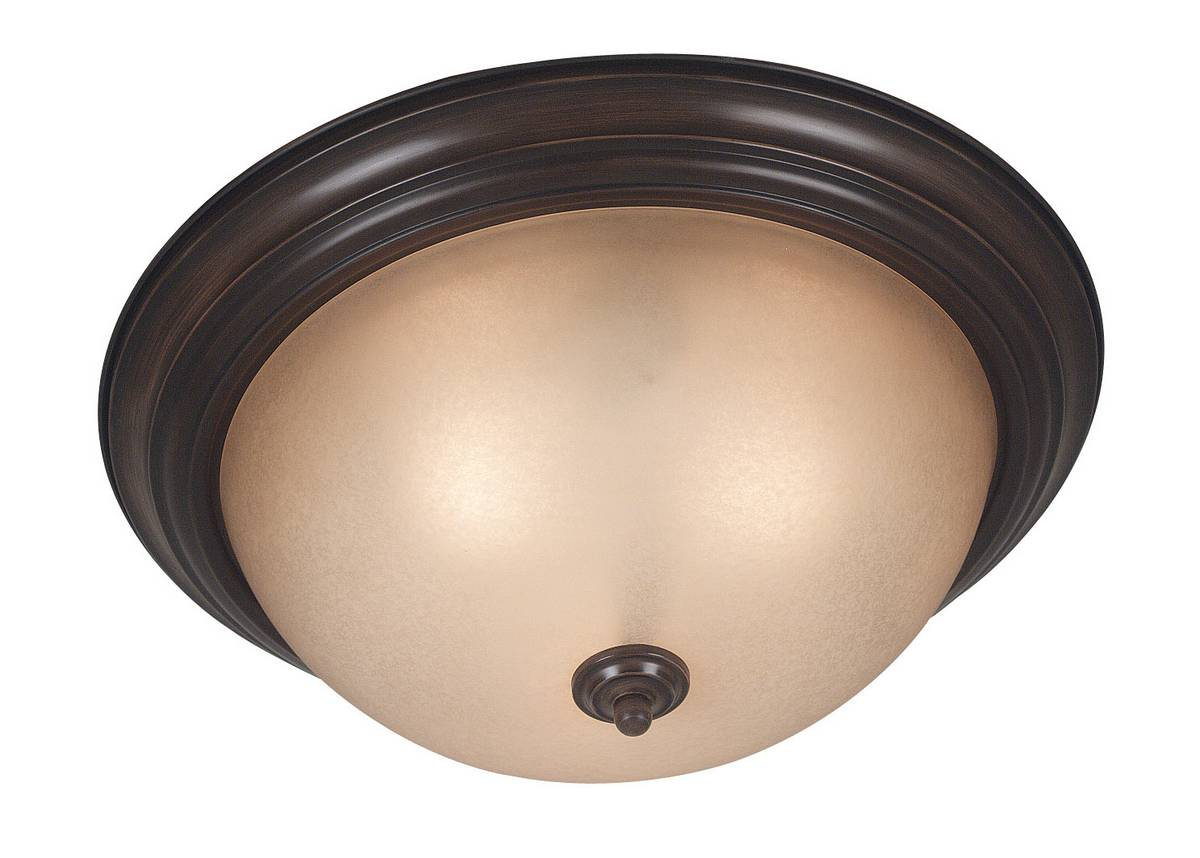 Triomphe Large Energy Star Flush - Cocoa - Kenroy Home