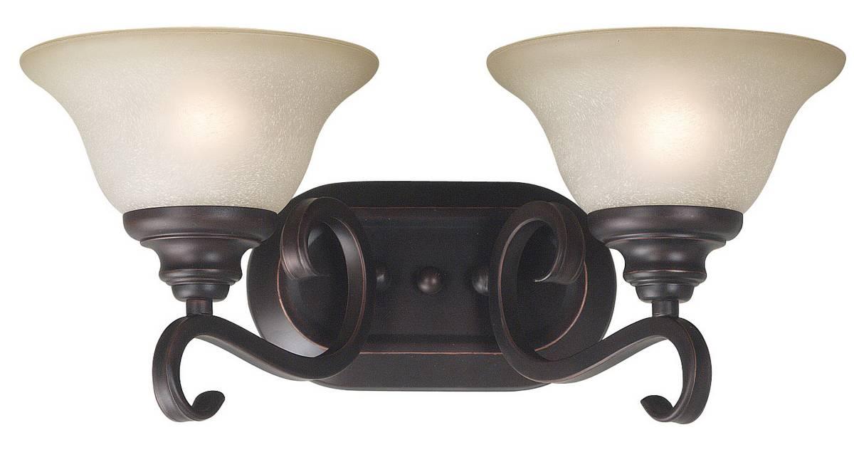 Beachcrest Home Gotha 3 Light Vanity Light Reviews: Kenroy Home Welles 2 Light Vanity