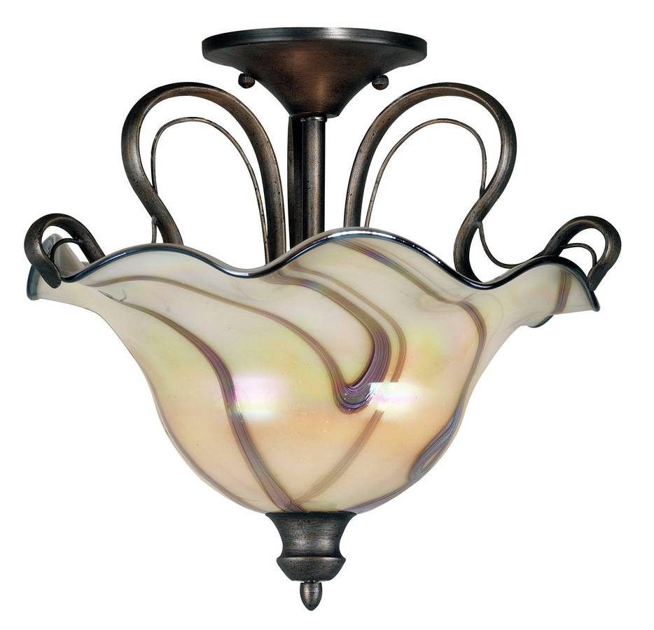Kenroy Home Inverness Semi Flush