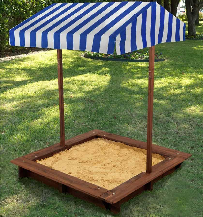 KidKraft Outdoor Sandbox