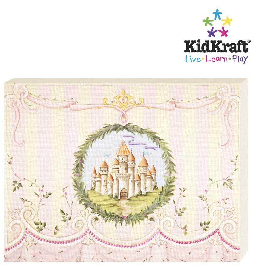 KidKraft Enchantment Canvas Art Painting - Kidkraft
