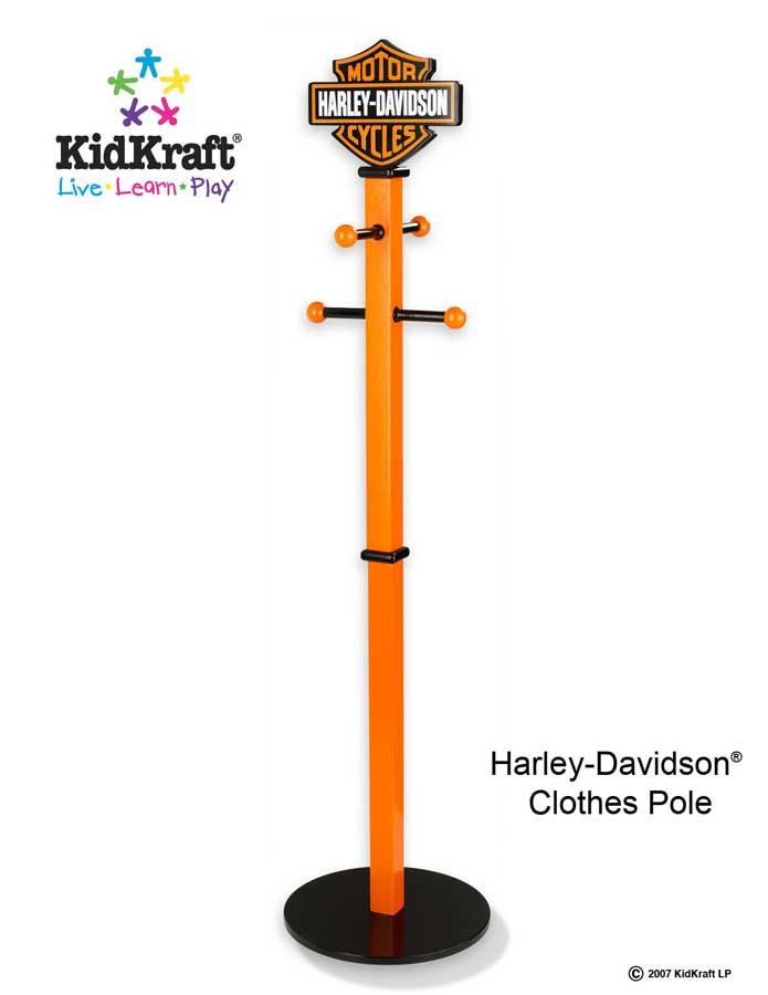 KidKraft Harley Davidson Legends Clothespole - Kidkraft