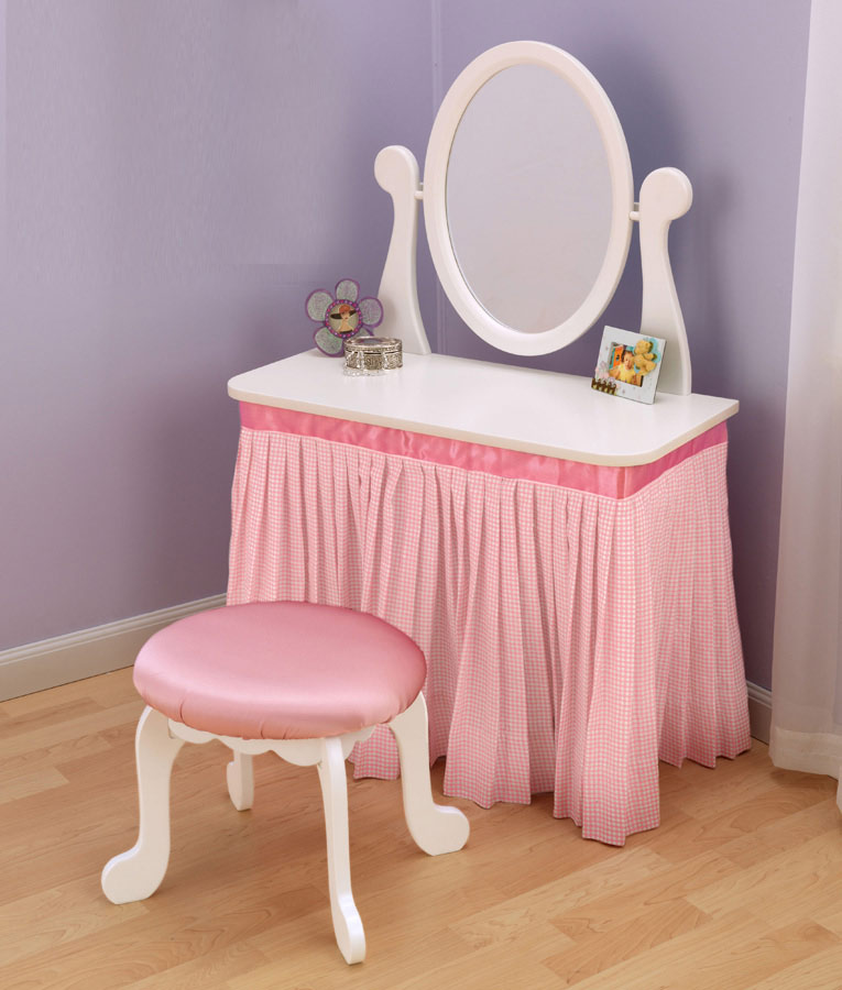 KidKraft My Sweet Vanity and Stool