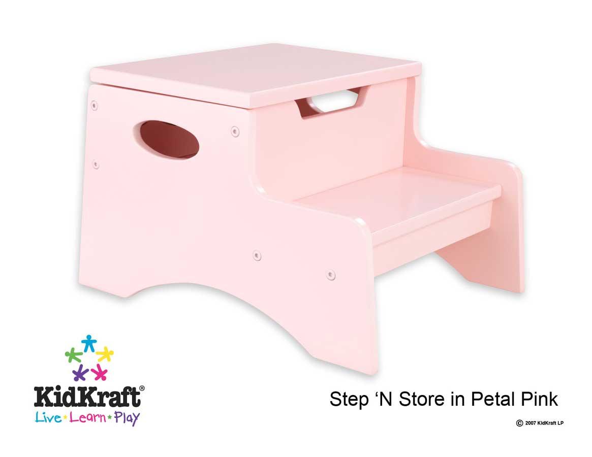 KidKraft Step 'N Store- Petal - Kidkraft