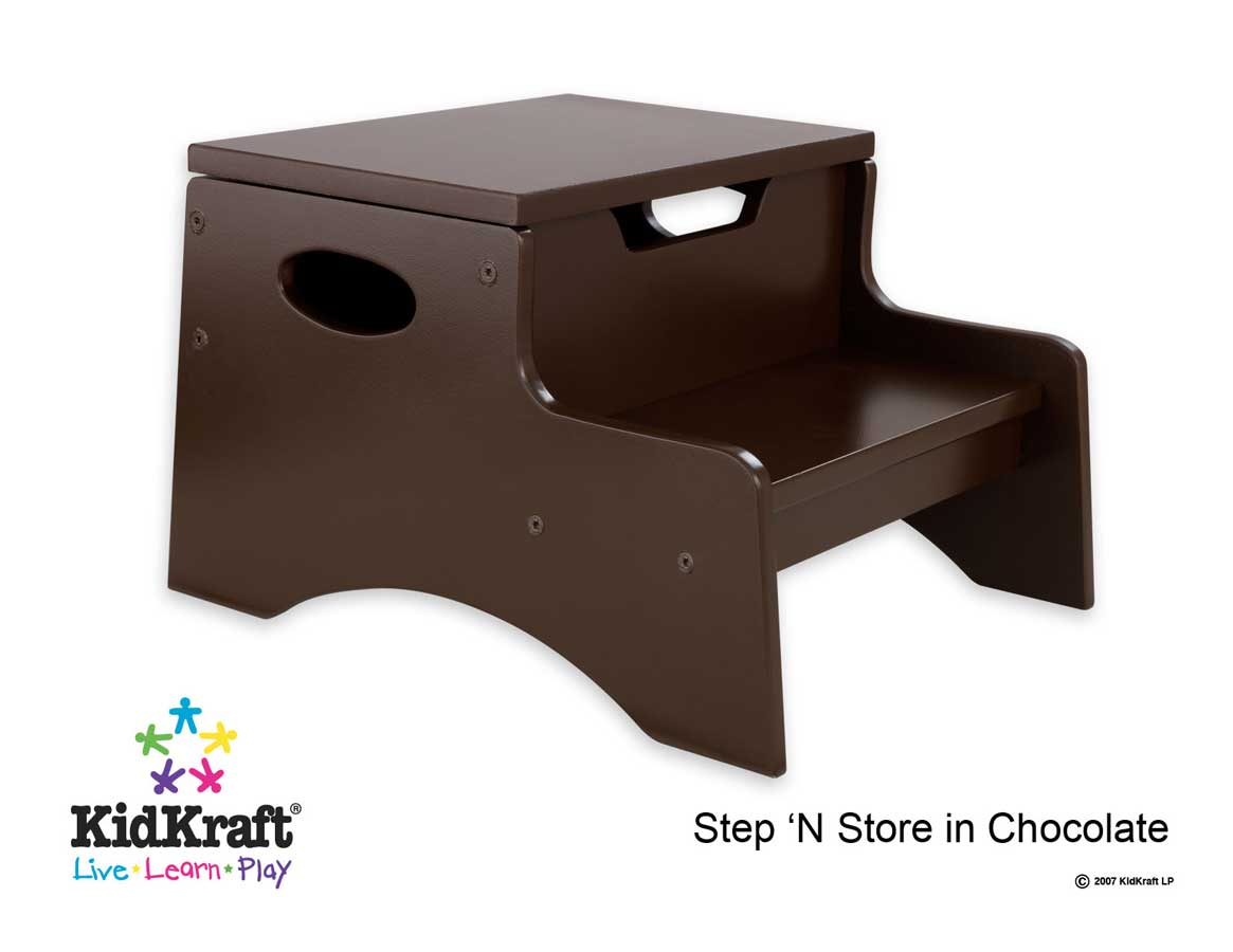 Step 'N Store- Chocolate - Kidkraft