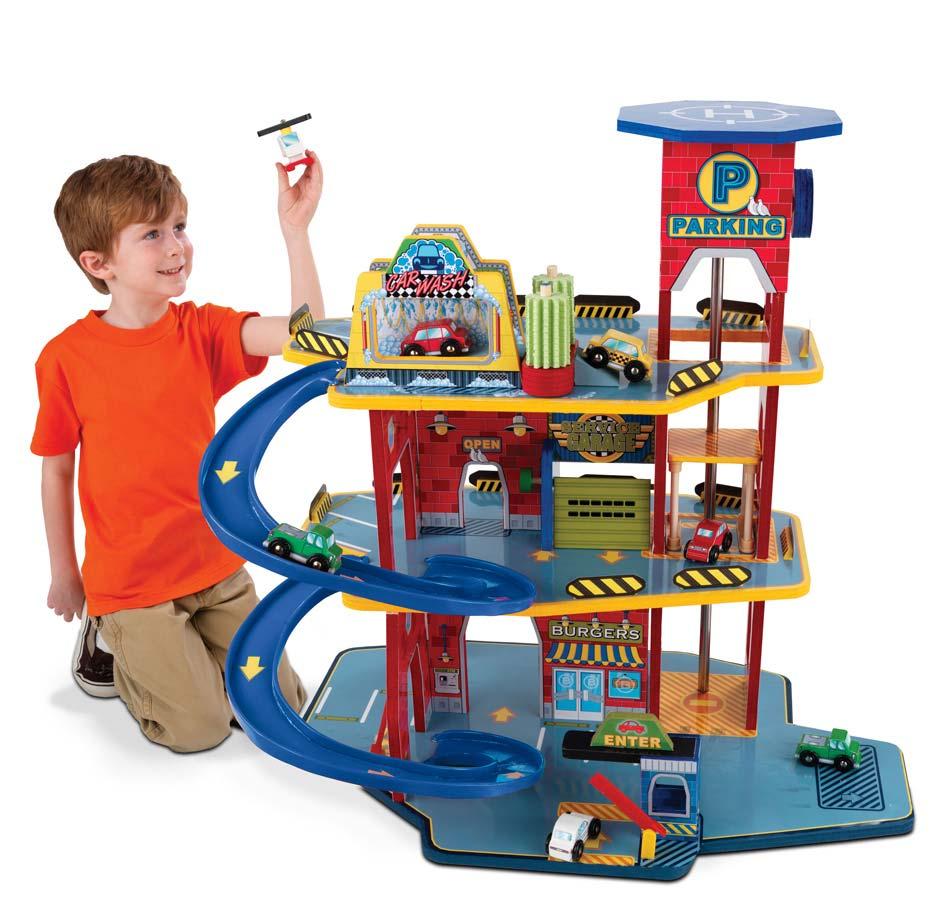 KidKraft Garage Playset