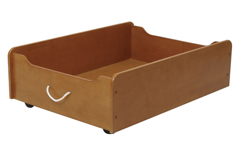 KidKraft Train Trundle Drawer - Honey