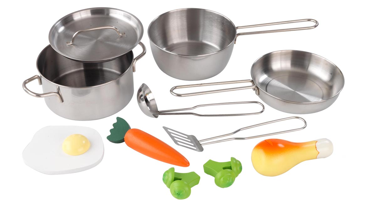 KidKraft Deluxe Metal Accessories Set