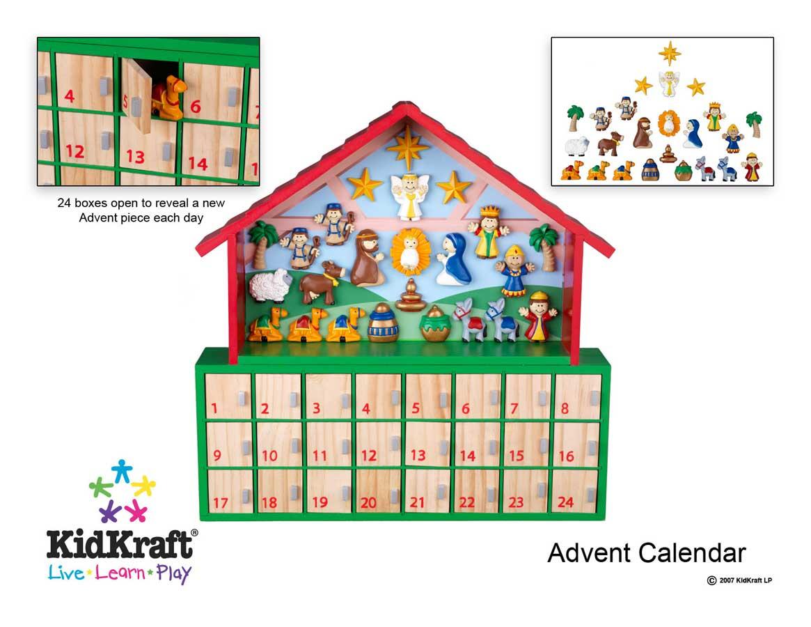 KidKraft Advent Calendar - Kidkraft