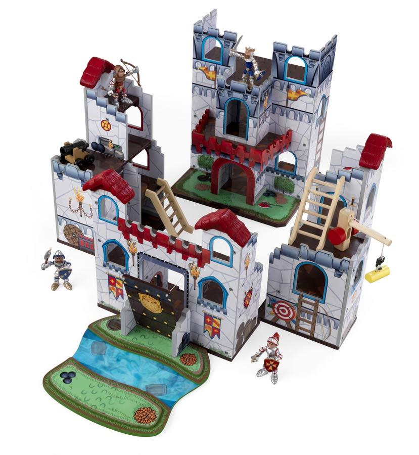 KidKraft Fun Explorers Castle Play Set