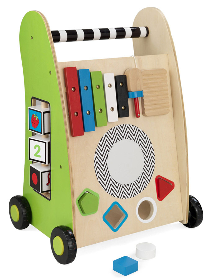 Push Along Play Cart - KidKraft