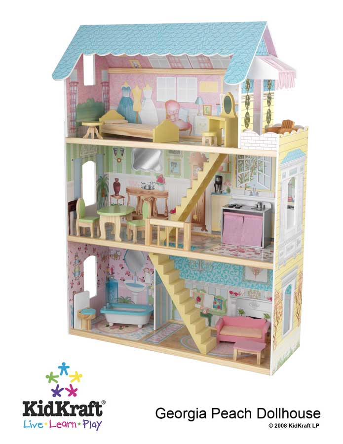 genessa -- dollhouses!