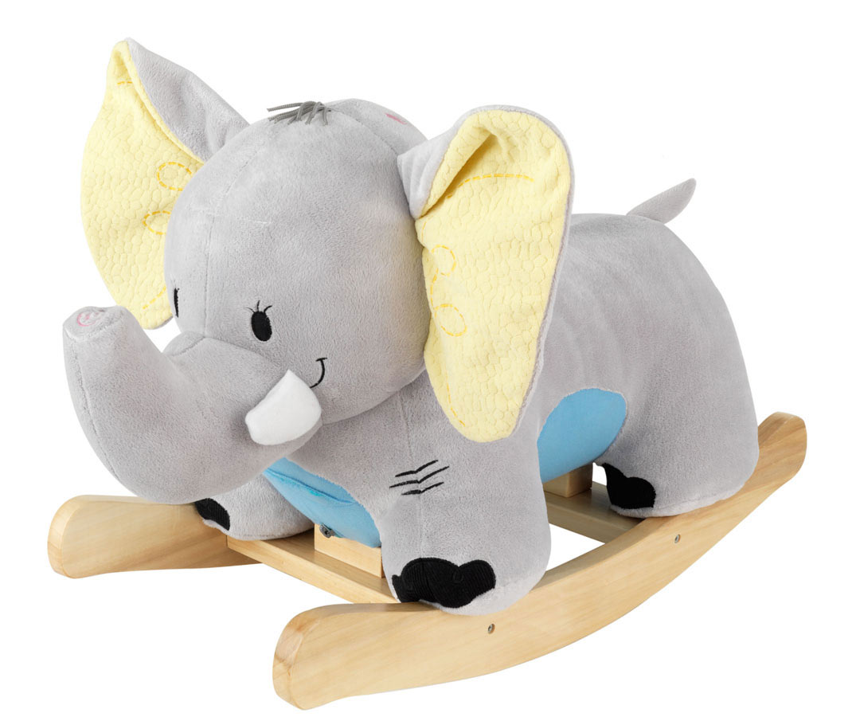 KidKraft Plush Rocker Elephant