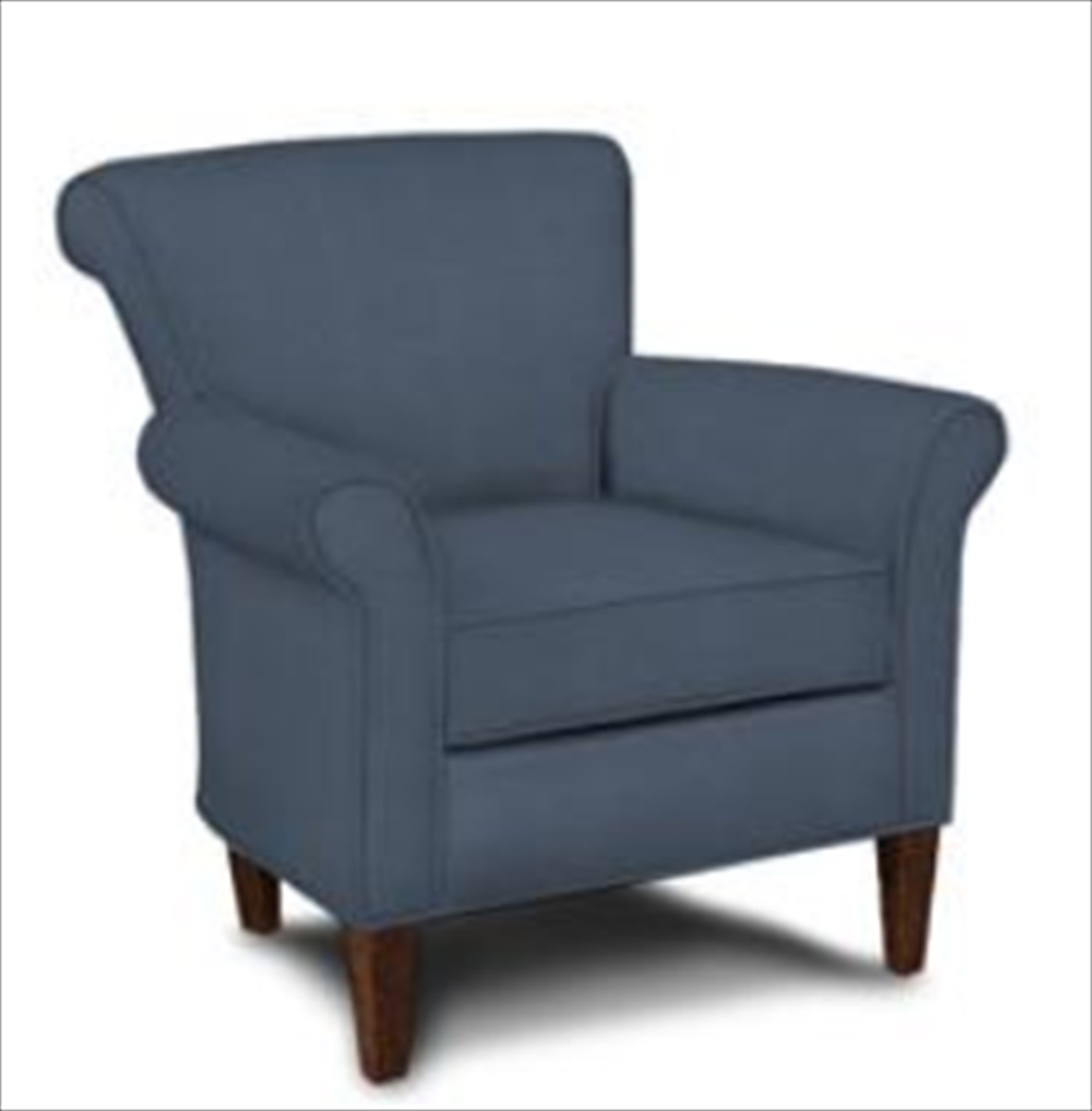 Klaussner Louise Chair - Willow Bluestone