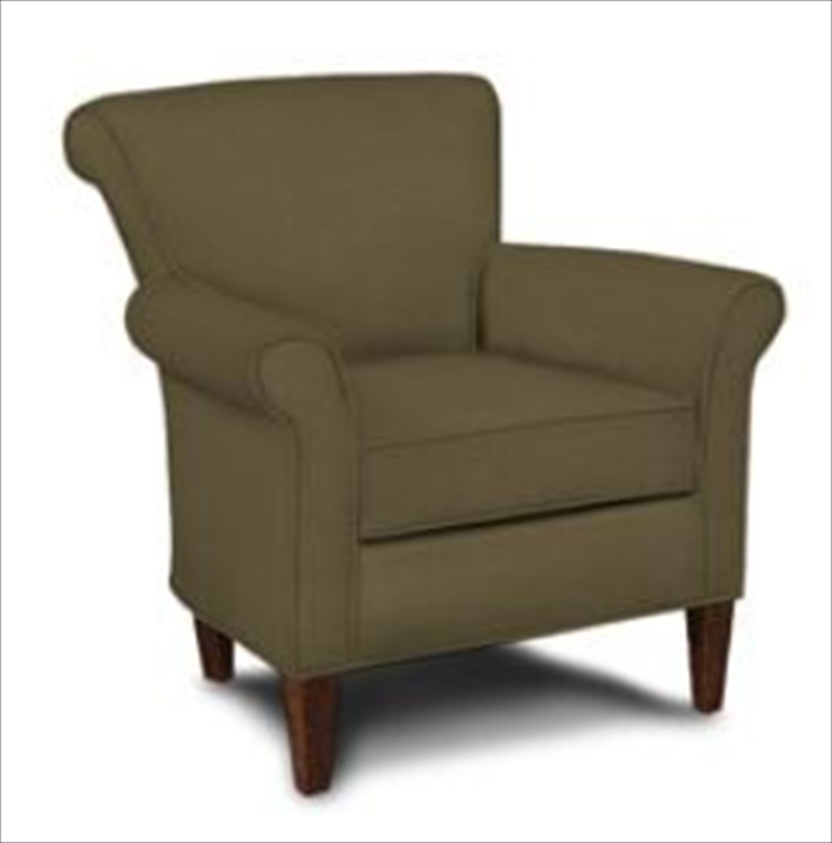 Klaussner Louise Chair - Willow Olive