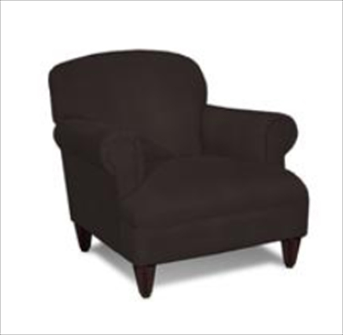 Klaussner Wrigley Chair - Belsire Chocolate