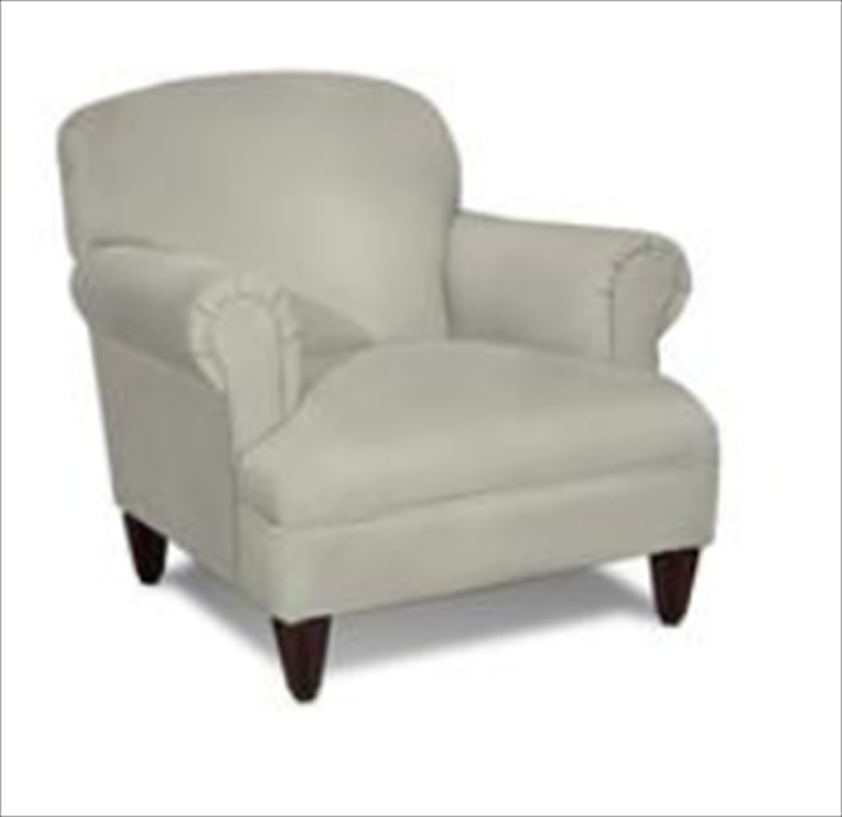 Klaussner Wrigley Chair - Belsire Grey