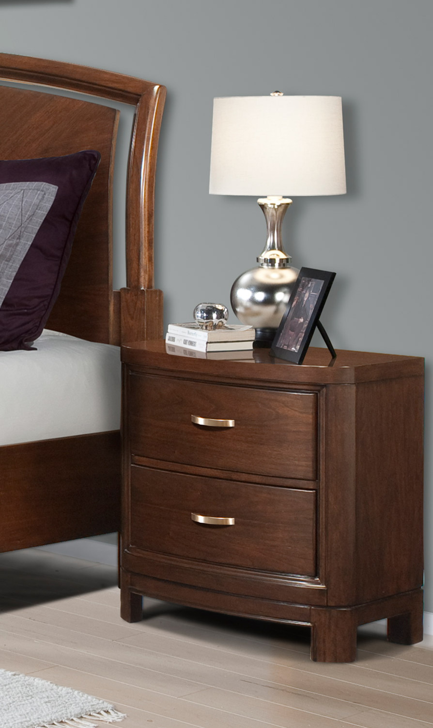 Klaussner Eclipse Night Stand