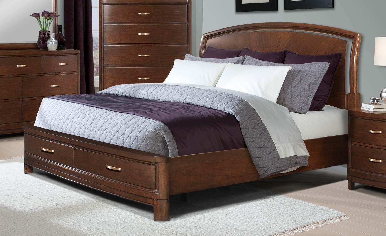 Klaussner Eclipse Queen Bed
