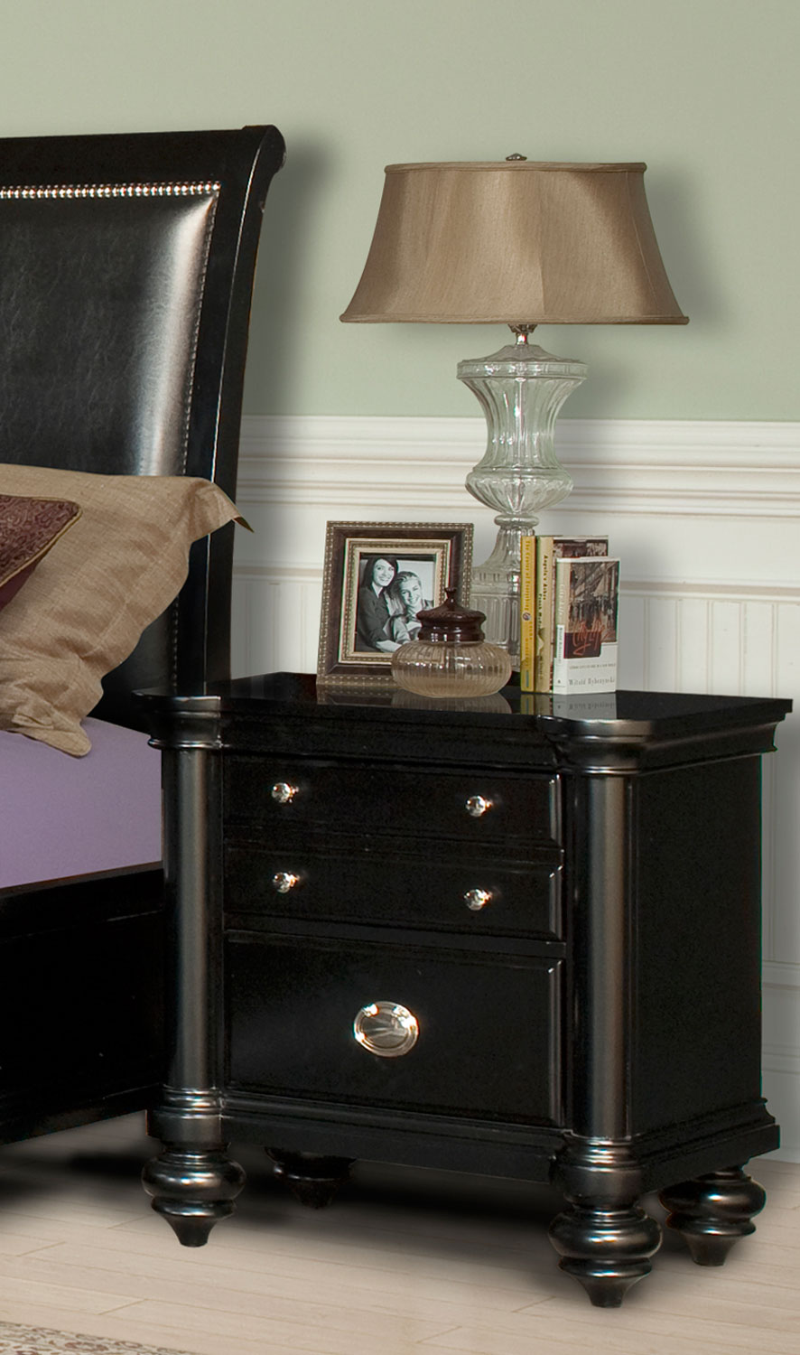 Klaussner Danbury Night Stand