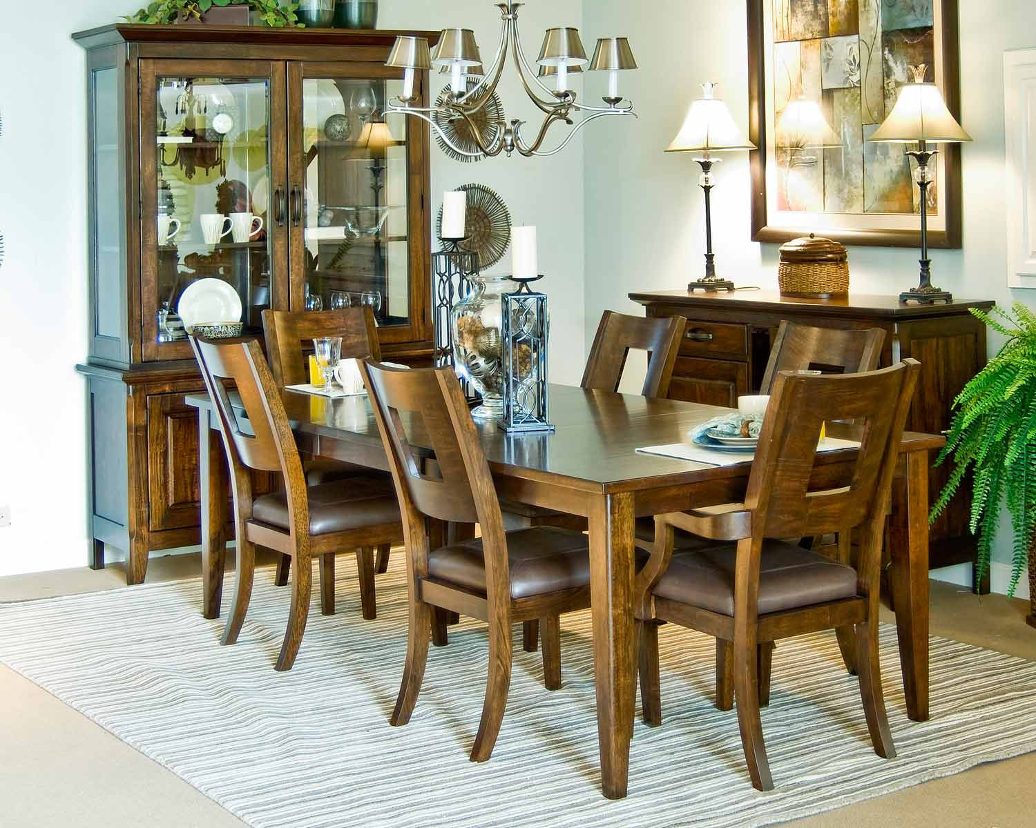 Klaussner Carturra Dining Set
