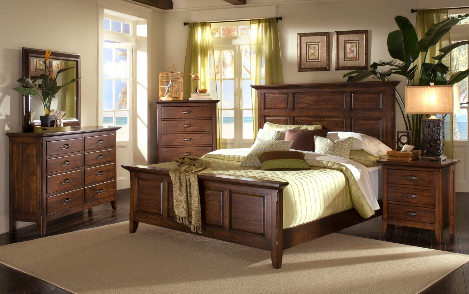 Klaussner Carturra Bedroom Set
