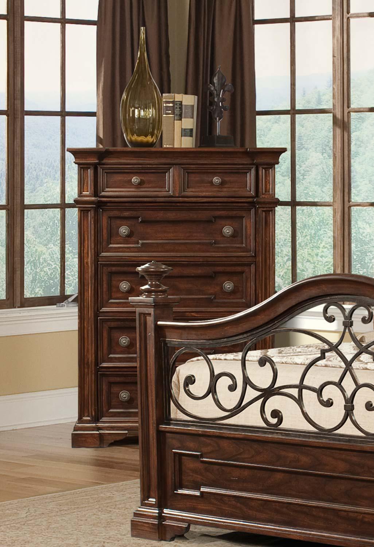 Klaussner San Marcos Bedroom Collection KL-872SANMARCO-Bed