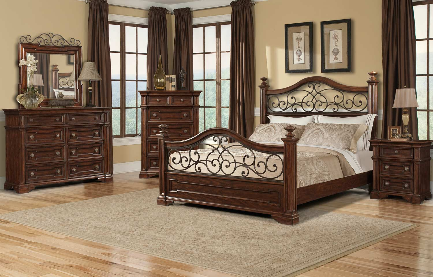 Klaussner San Marcos Bedroom Collection