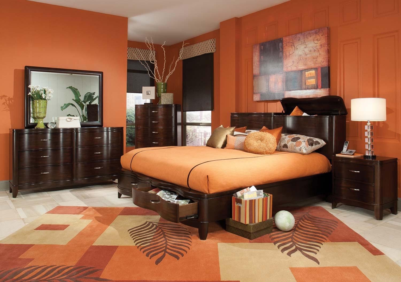 Klaussner Serenade Bedroom Collection