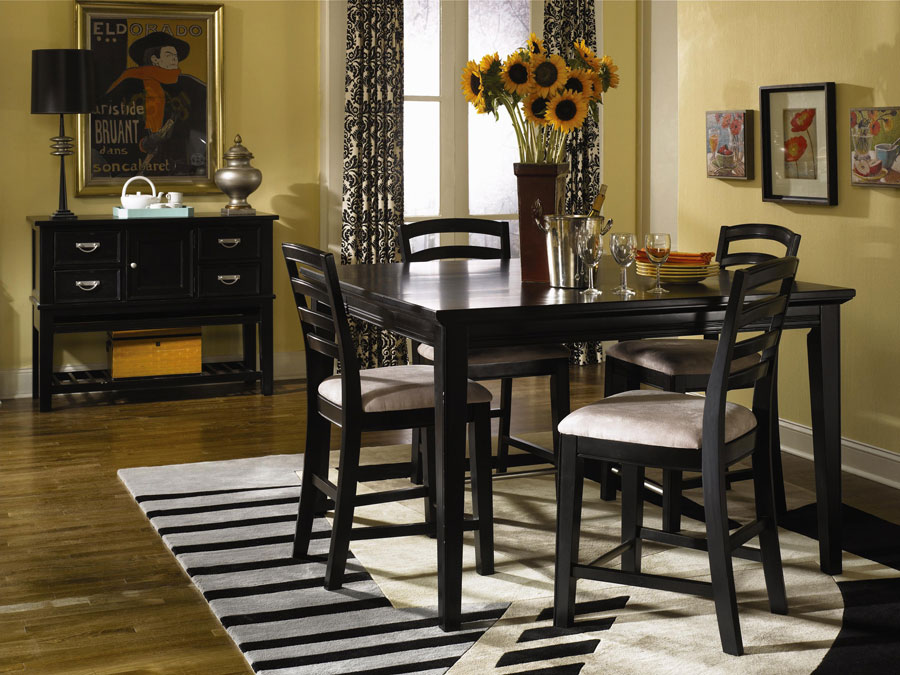 Klaussner Ashton Counter Height Dining Set