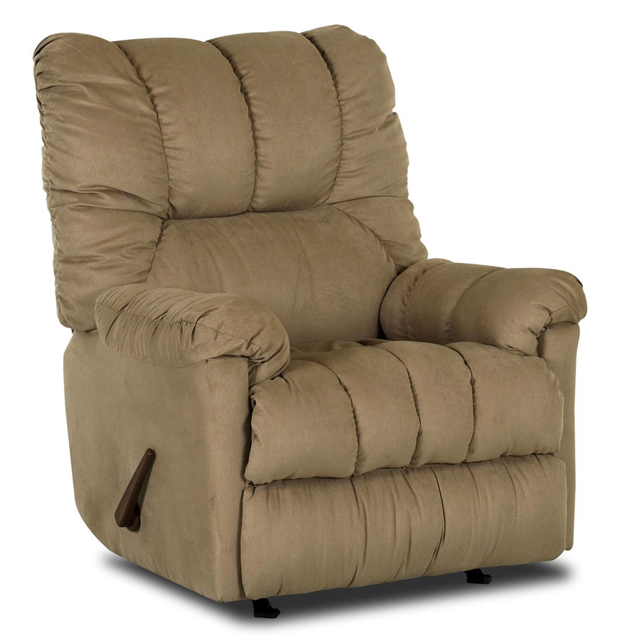 Cheap Klaussner Cambi-Us Reclining Rocking Chair