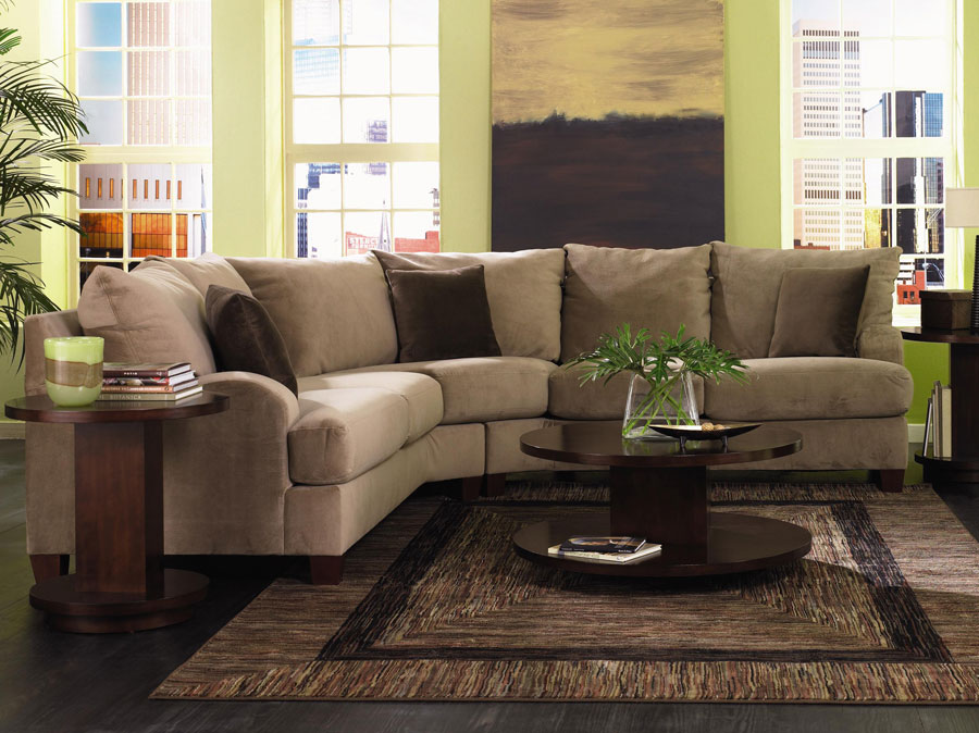 Cheap Klaussner Canyon Sectional