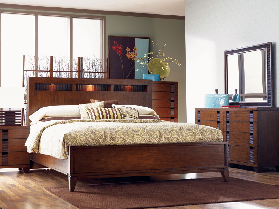 klaussner eco chic bedroom set 829 bed set