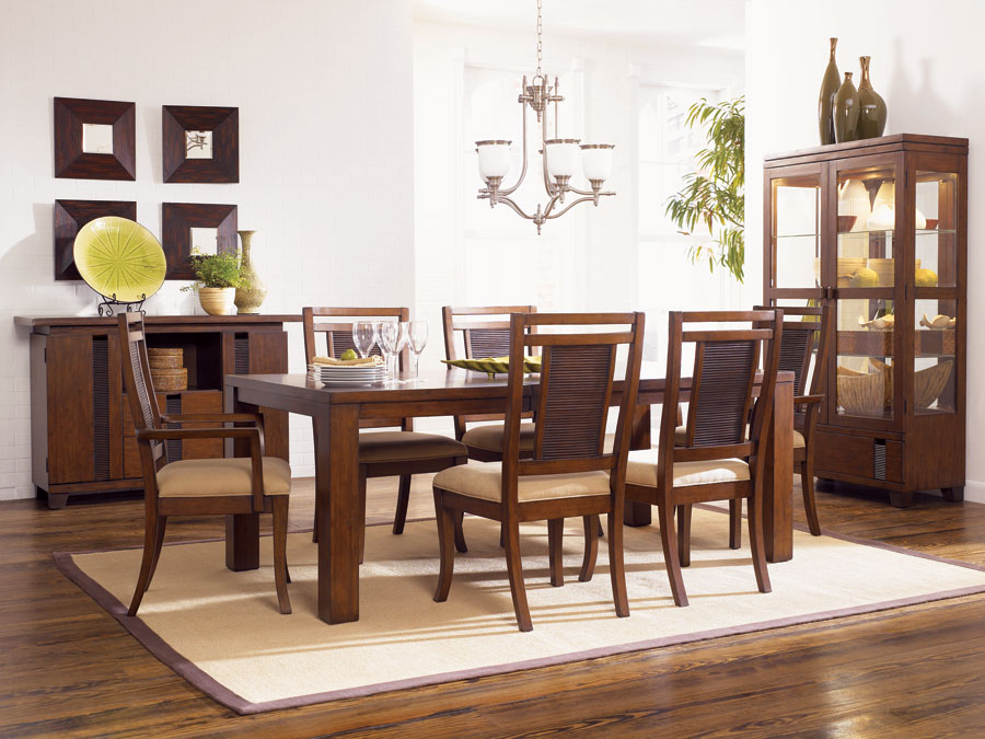 Klaussner Eco Chic Dining Set
