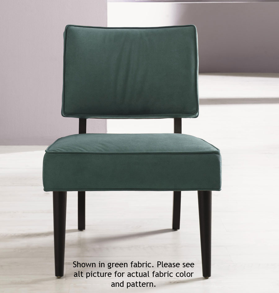 Klaussner Fifties Accent Chair