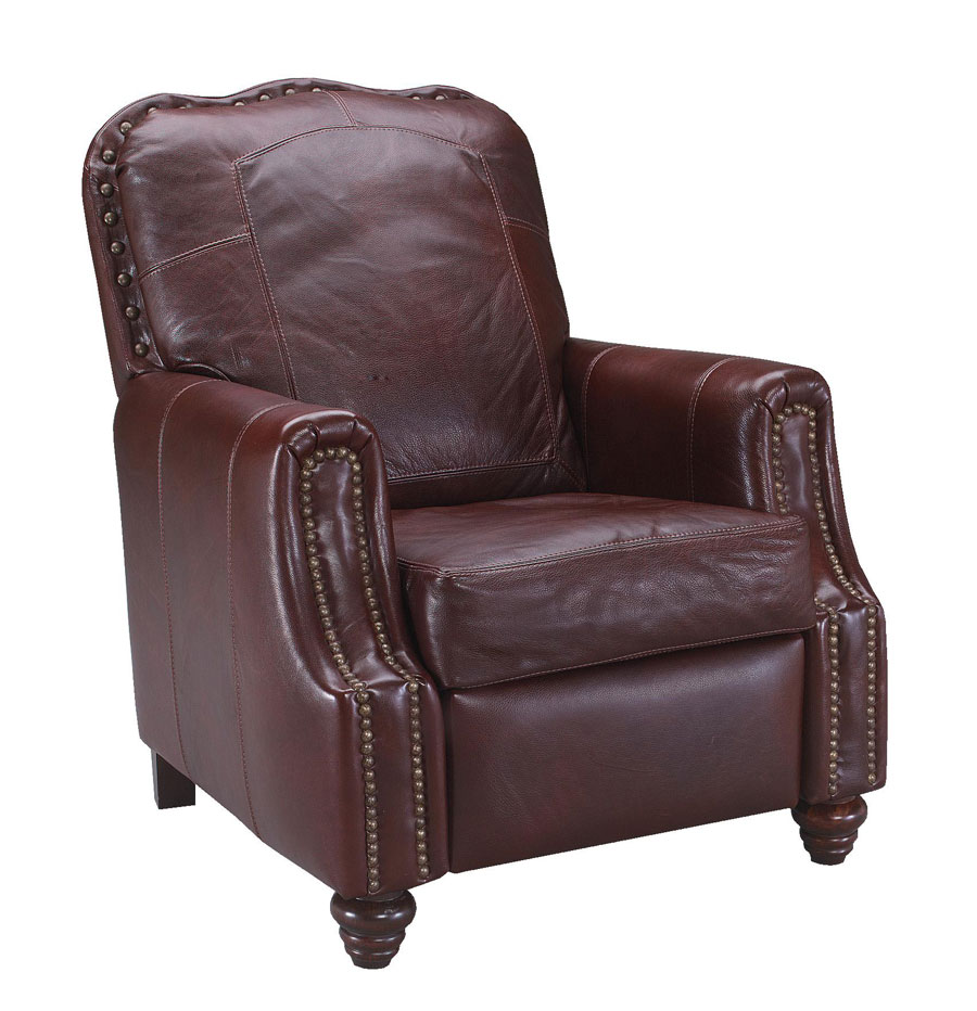 Photo of Klaussner Gabby High Leg Reclining Chair (Accent Furniture, Accent Chairs)