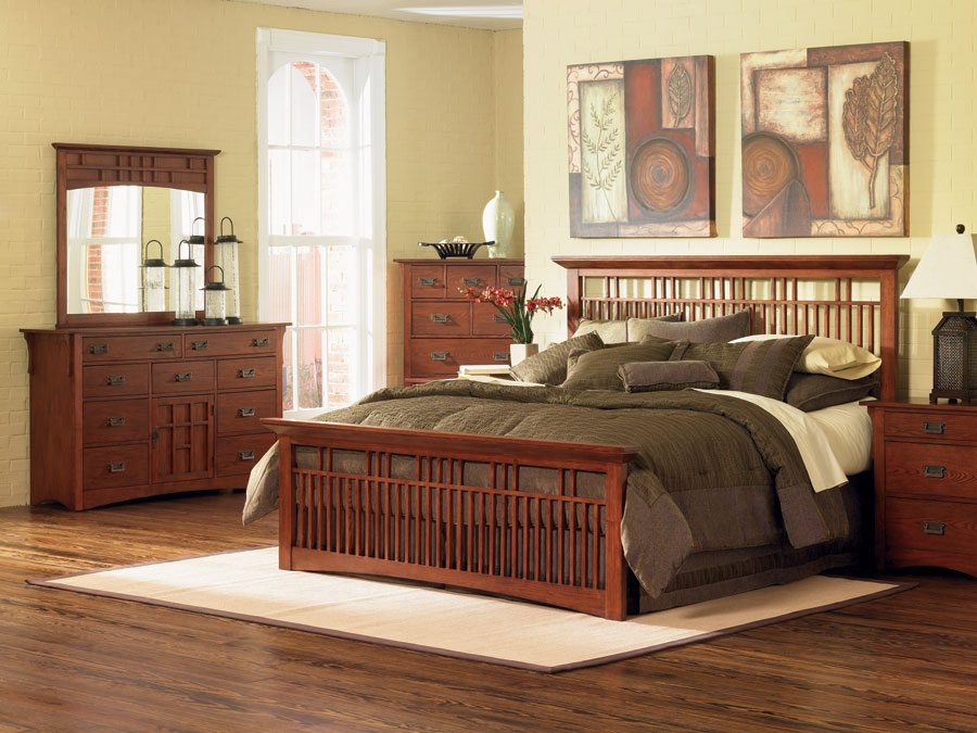 Klaussner Miller Bedroom Set