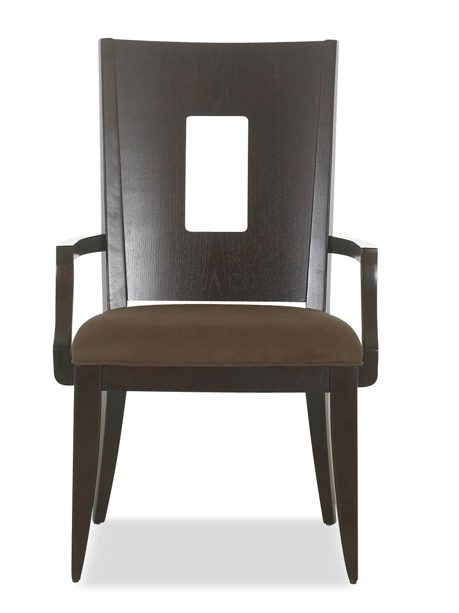 Klaussner Nikka Dining Arm Chair
