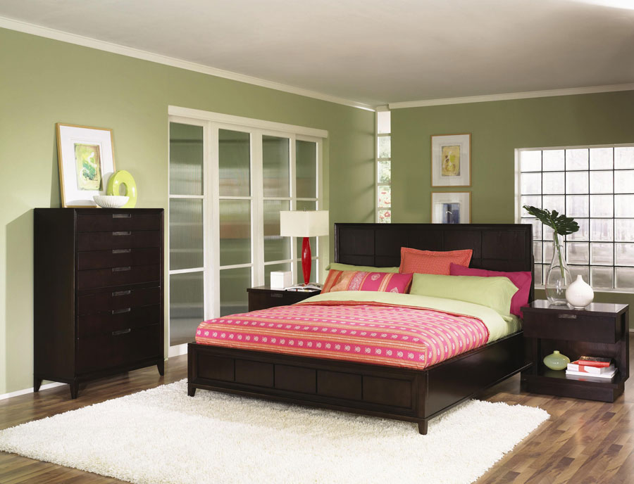 Klaussner Nikka Platform Bedroom Collection