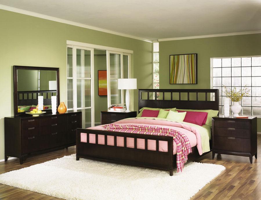 Klaussner Nikka Bedroom Collection 7360 Bed Set