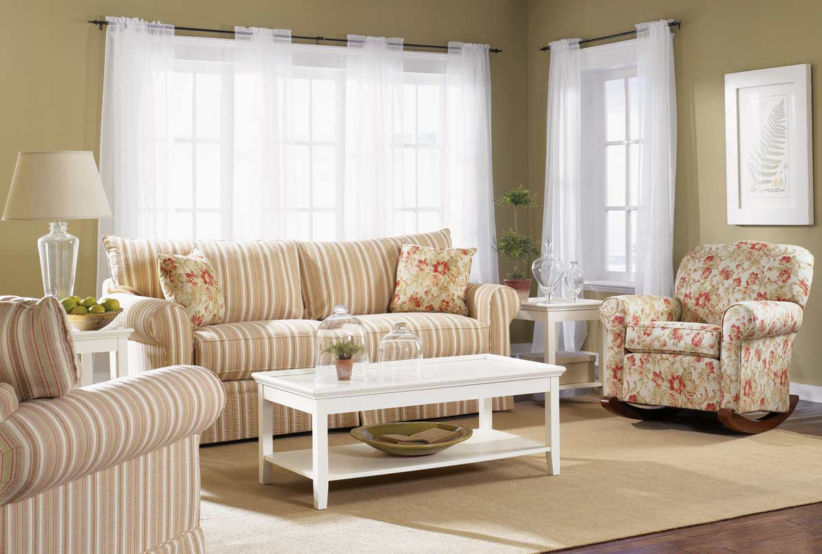 Klaussner Jenny Sofa Collection