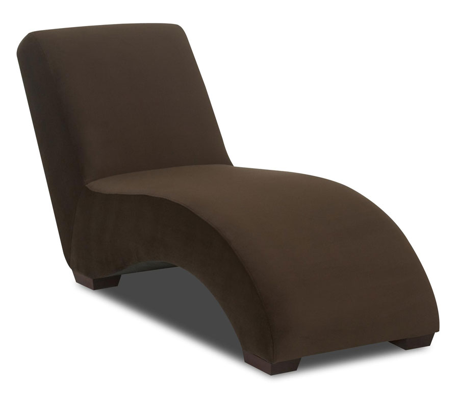 Klaussner celebration chaise lounge buy living room for Chaise lounge chair living room
