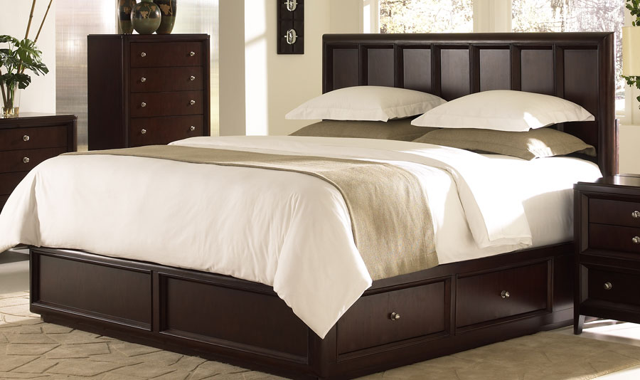 Klaussner Proximity Bed with Underbed Storage