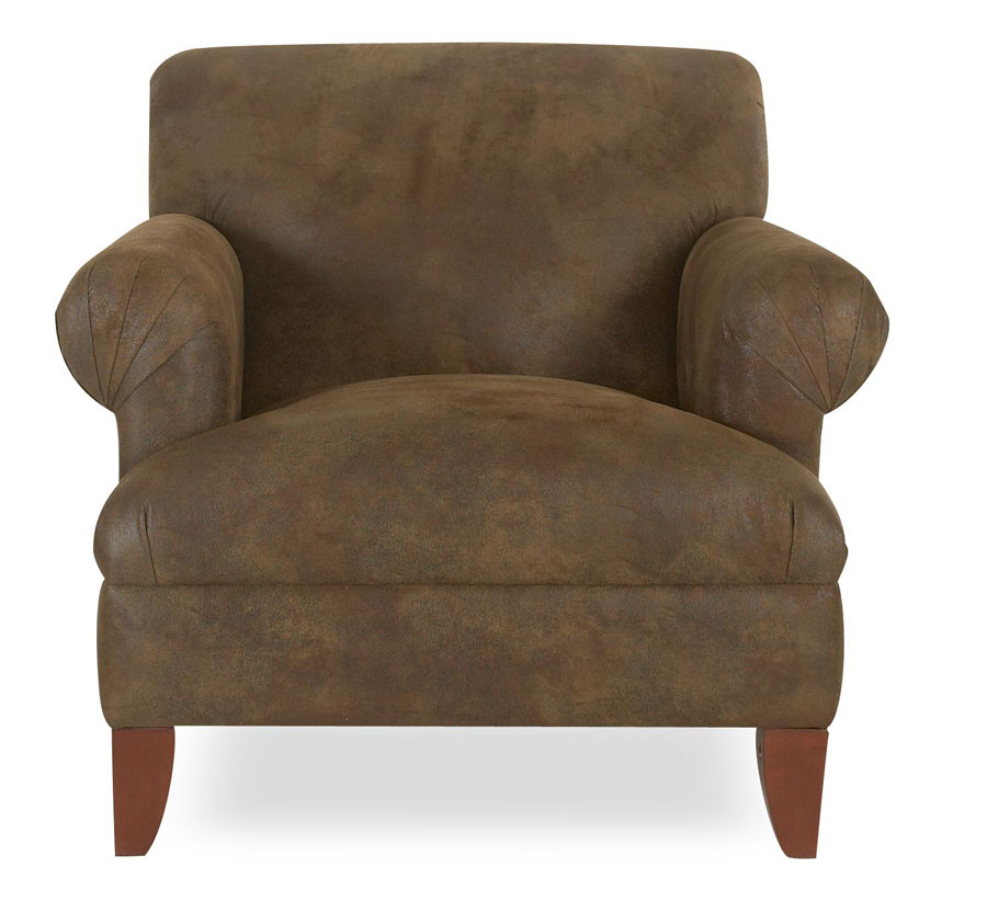 Photo of Klaussner Sheldon Chair (Accent Furniture, Accent Chairs)
