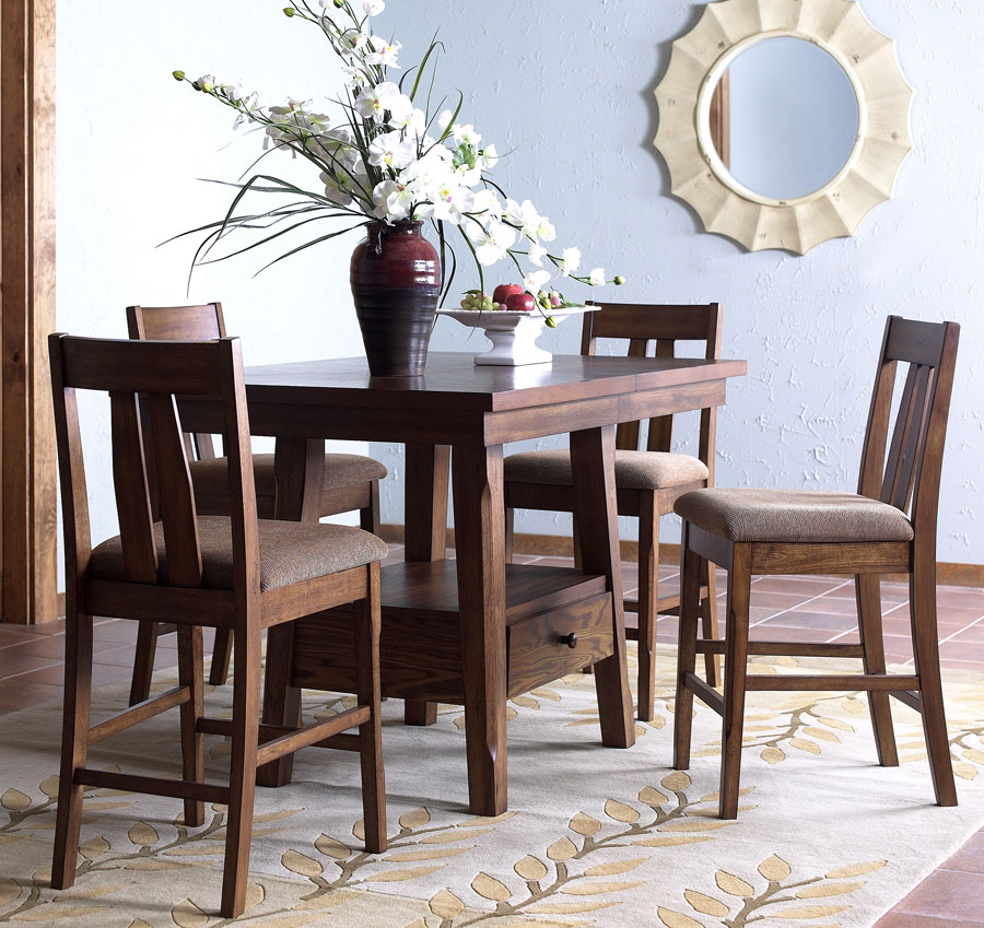 Klaussner Stetson Counter Height Dining Set