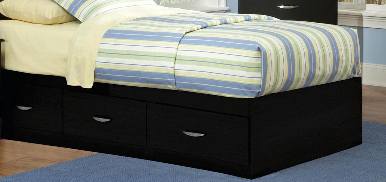 Kith Furniture Jacob 3 Drawer Mates Bed