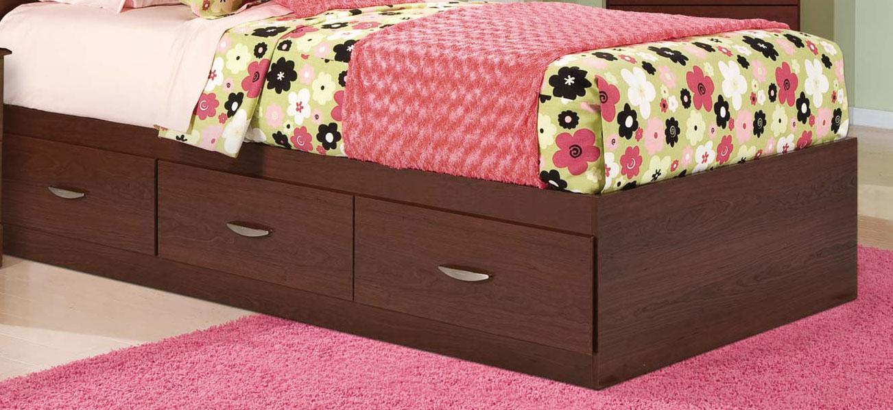 Kith Furniture Briar 3 Drawer Mates Bed