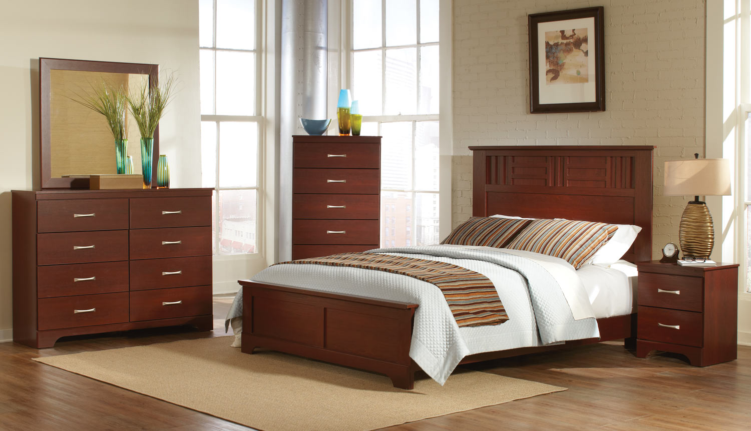 Kith Furniture Moro Bedroom Set