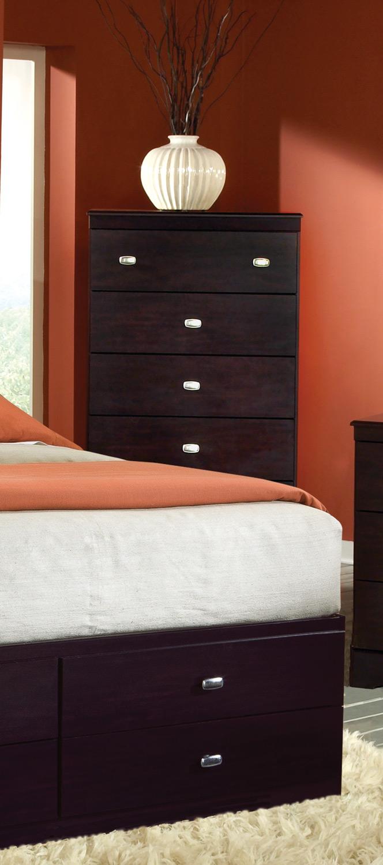 Kith Furniture Tyler 5 Drawer Chest